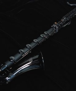 Kessler Custom 2nd Gen Low C Bass Clarinet - Midnight Model