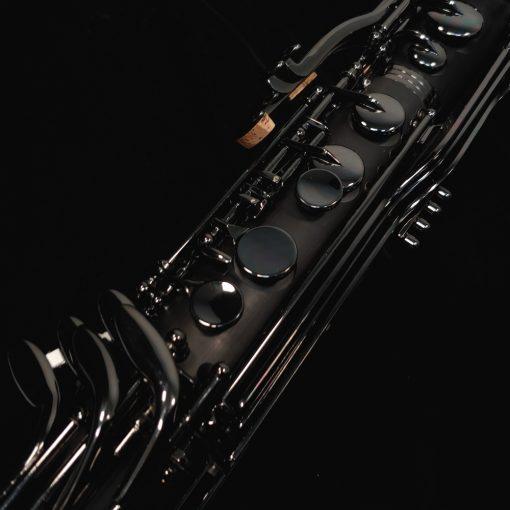 Kessler Custom 2nd Gen Low C Bass Clarinet - Midnight Model