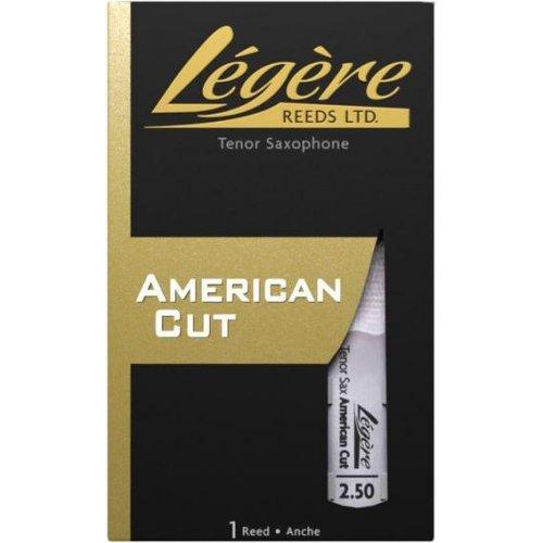 Legere American Cut Tenor Sax Reed - 2.5