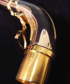 ORNAWO30 - Yanagisawa Solid Silver Alto Sax Neck