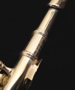 Overhauled Piccolo - Vintage Selmer USA with Coin Silver Head