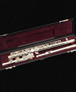Yamaha 462 / 482 Solid Silver Intermediate Flute